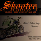 SKOOTER M/C Clothing